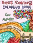 Best Selling Coloring Book: The Best Selling Adult Coloring Book Cover Image