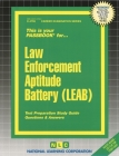 Law Enforcement Aptitude Battery (LEAB): Passbooks Study Guide (Career Examination Series) Cover Image