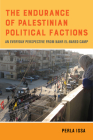 The Endurance of Palestinian Political Factions: An Everyday Perspective from Nahr el-Bared Camp (New Directions in Palestinian Studies #3) Cover Image