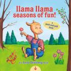 Llama Llama Seasons of Fun!: A Push-and-Pull Book Cover Image