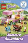 DK Readers L3: LEGO Friends: Summer Adventures (DK Readers Level 3) Cover Image