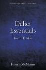 Delict Essentials (Edinburgh Law Essentials) Cover Image