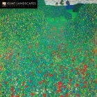 Klimt Landscapes Wall Calendar 2021 (Art Calendar) Cover Image