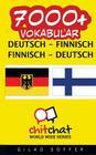 7000+ Deutsch - Finnisch Finnisch - Deutsch Vokabular Cover Image