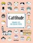 Cattitude: Drawing Cats for Creative People Cover Image