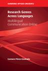 Research Genres Across Languages (Cambridge Applied Linguistics) Cover Image