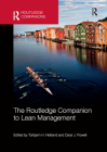 The Routledge Companion to Lean Management (Routledge Companions in Business) Cover Image