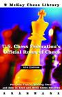 United States Chess Federation's Official Rules of Chess, Fifth Edition Cover Image