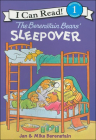 The Berenstain Bears' Sleepover (I Can Read Books: Level 1) Cover Image