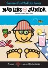 Summer Fun Mad Libs Junior Cover Image