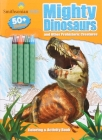 Smithsonian Kids: Mighty Dinosaurs Coloring & Activity Book (Coloring Book with Jumbo Crayons) Cover Image