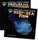 Lights On! Animals That Glow (Set) Cover Image