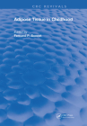 Adipose Tissue in Childhood (Routledge Revivals) Cover Image