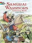 Samurai Warriors: Coloring Book (Dover Coloring Books) Cover Image