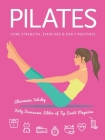 Pilates: Core Strength, Exercises, Daily Routines (Health & Fitness) Cover Image