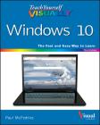 Teach Yourself Visually Windows 10 Cover Image