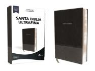Lbla Santa Biblia Ultrafina, Leathersoft, Negro Cover Image