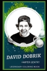 David Dobrik Legendary Coloring Book: Relax and Unwind Your Emotions with our Inspirational and Affirmative Designs Cover Image