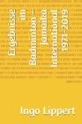 Ergebnisse im Badminton - Jamaika International 1971-2019 Cover Image