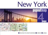 New York Popout Map (Popout Maps) Cover Image