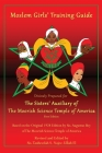 Moslem Girls' Training Guide: Divinely Prepared for the Sisters' Auxiliary of the Moorish Science Temple of America Cover Image