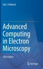 Advanced Computing in Electron Microscopy Cover Image