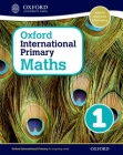 Oxford International Primary Maths Stage 1: Age 5-6 Student Workbook 1 Cover Image