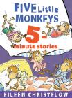 Five Little Monkeys 5-Minute Stories (A Five Little Monkeys Story) Cover Image