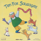 Ten Fat Sausages (Books with Holes (Board Books)) Cover Image