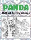 Panda - Malbuch für Erwachsene Cover Image