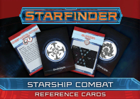 Starfinder Starship Combat Reference Cards Cover Image