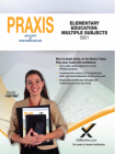 2017 Praxis Elementary Education: Multiple Subjects (5001) Cover Image