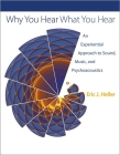 Why You Hear What You Hear: An Experiential Approach to Sound, Music, and Psychoacoustics Cover Image