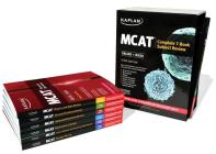 MCAT Complete 7-Book Subject Review: Online + Book Cover Image