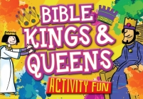 Kings and Queens (Activity Fun) Cover Image