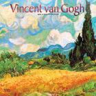 Vincent Van Gogh 2020 Square Foil Cover Image