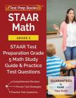 STAAR Math Grade 5: STAAR Test Preparation Grade 5 Math Study Guide & Practice Test Questions Cover Image