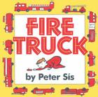Fire Truck Board Book Cover Image