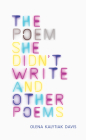 The Poem She Didn't Write and Other Poems Cover Image