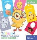 Bilingual Stroller Flash Cards: Colors & Shapes Cover Image