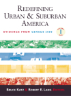Redefining Urban and Suburban America: Evidence from Census 2000; Volume One (James A. Johnson Metro) Cover Image