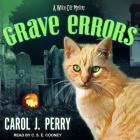 Grave Errors (Witch City Mystery #5) Cover Image
