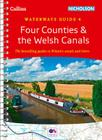 Collins Nicholson Waterways Guides - Four Counties & The Welsh Canals [New Edition] Cover Image
