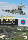 Typhoon to Typhoon: RAF Air Support Projects and Weapons Since 1945 Cover Image