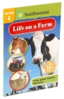 Smithsonian Reader Pre-Level 1: Life on a Farm (Smithsonian Leveled Readers) Cover Image