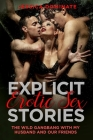Explicit Erotic Sex Stories: The wild gangbang with my husband and our friends Cover Image