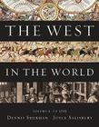 The West in the World, Volume I: To 1715 Cover Image