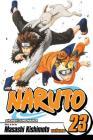 Naruto, Vol. 23 Cover Image