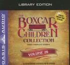 The Boxcar Children Collection Volume 26 (Library Edition): The Great Bicycle Race Mystery, The Mystery of the Wild Ponies, The Mystery in the Computer Game Cover Image