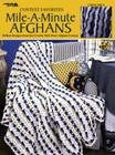 Contest Favorites-Mile-A-Minute Afghans (Leisure Arts #3144) Cover Image